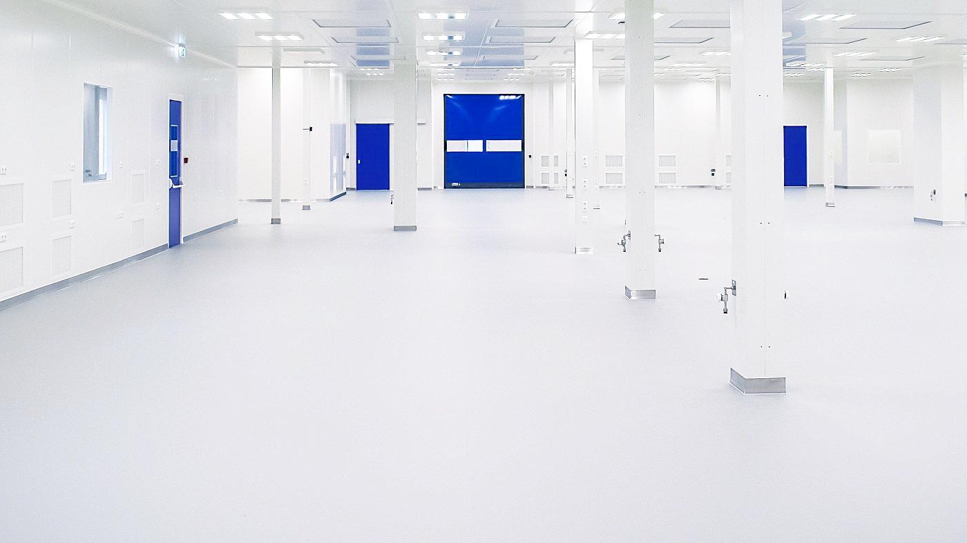 camera bianca - cleenroom